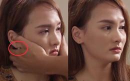 Cảnh phim xúc động nhất tập 69 'Về nhà đi con' lại trở nên hài hước bởi chiếc hoa tai, dân mạng thích thú gọi tên cô Hạnh