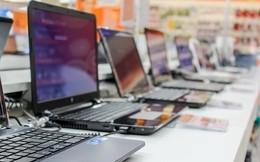 Nhập máy vi tính từ Trung Quốc tăng đột biến