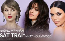 """Những mỹ nhân sát trai với list tình sử dài nhất Hollywood: """"Rắn"""" Taylor và Kendall Jenner không đọ được với các tiền bối"""