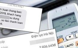 Người dân Hà Nội kêu trời vì hoá đơn tiền điện tháng vừa qua tăng gấp đôi: Công ty điện lực lý giải nguyên nhân