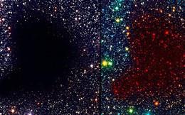 """Bí mật năng lượng tối gây ra những """"lỗ thủng"""" vũ trụ"""