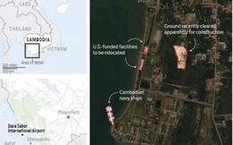 Mỹ cáo buộc Campuchia bí mật cho Trung Quốc đặt căn cứ hải quân, Phnompenh phủ nhận