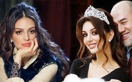 """Hoa hậu Nga bị nghi """"cắm sừng"""" cựu Vương Malaysia: Quá khứ thác loạn đầy tranh cãi, lừa chồng """"đổ vỏ""""?"""