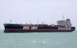 Tất cả thành viên thủy thủ đoàn trên tàu chở dầu Stena Impero đều khỏe mạnh