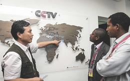 Trung Quốc mở rộng sức mạnh truyền thông tại châu Phi