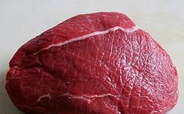 Sự thật về bệnh nhân ung thư không được ăn thịt đỏ
