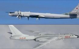 Máy bay Nga đối đầu tiêm kích Hàn khi tuần tra chung với Trung Quốc