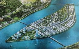 Đại gia BĐS nào là 'ông chủ' của siêu dự án Khu đô thị sinh thái Đảo Ngọc 160 ha tại Quảng Ngãi?