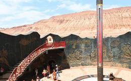 """Có một """"Hỏa Diệm Sơn"""" cháy suốt 4.000 năm ở... bên ngoài Trung Quốc"""