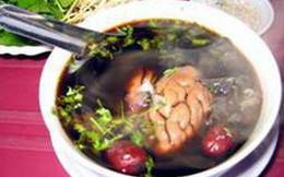 Món ăn thuốc cho người di chứng mạch máu não