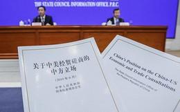 Sách Trắng Trung Quốc: Không bao giờ tìm kiếm quyền bá chủ hay bành trướng lãnh thổ