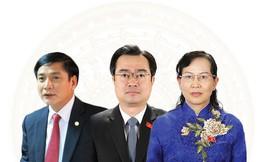 Chân dung ba Bí thư tỉnh ủy xuất thân từ giảng viên