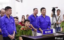 """Sáng nay (25/7), Hưng """"kính"""" lại hầu tòa vụ bảo kê chợ Long Biên"""