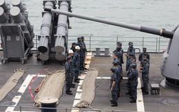 Mỹ điều chiến hạm qua eo biển Đài Loan sau lời cảnh báo của Trung Quốc