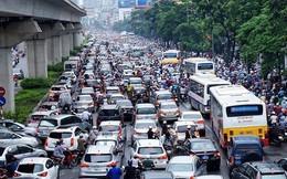 Hà Nội thu phí vào nội đô, sẽ phỏng vấn 150 tài xế ô tô cá nhân