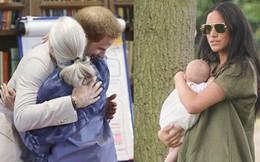 Vợ chồng Meghan Markle bí mật đón 'thần tượng' đến thăm bé Archie và hé lộ tính cách của đứa trẻ, gây ra phản ứng trái chiều
