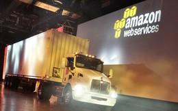 Bạn có biết ông vua đám mây Amazon lại nhận 'chuyển' dữ liệu bằng... xe tải?