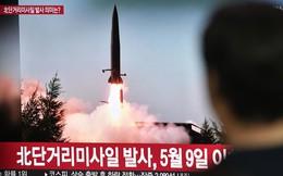 KCNA thông báo Triều Tiên phóng vũ khí dẫn đường chiến thuật mới