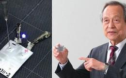Giáo sư Nhật Bản thắp sáng đèn led bằng… nước tiểu