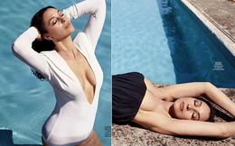 """""""Người đàn bà đẹp"""" Monica Bellucci nóng bỏng ngỡ ngàng ở tuổi 55"""