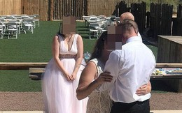 Đến dự lễ cưới con trai, mẹ chồng diện luôn váy trắng 'chặt chém' cô dâu, làm hành động phản cảm khiến dân mạng nổi nóng