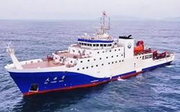 Trung Quốc dùng tàu nghiên cứu mới để củng cố yêu sách chủ quyền