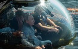 """Ông Putin xuống đáy biển thăm xác tàu ngầm """"Cá hồi"""" của Liên Xô"""