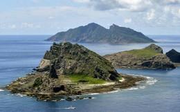 4 tàu tuần tra Trung Quốc lại lởn vởn quanh quần đảo Senkaku