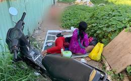 """Phẫn nộ hình ảnh 2 người phụ nữ nằm """"phè phỡn"""" đếm tiền, """"chăn dắt"""" trẻ em và nhóm giả tu hành đi ăn xin ở Sài Gòn"""