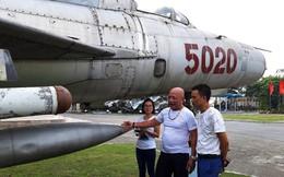Cựu phi công bắn rơi máy bay Mỹ đầu tiên: Chuyện ngày ấy, bây giờ