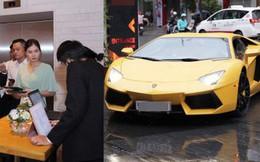 Dàn xe siêu khủng đồng loạt xuất hiện tại đám cưới Đàm Thu Trang - Cường Đô La