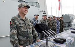 Trung Quốc tập trận lớn trên biển Đông, Hoa Đông