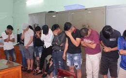 Phát hiện thêm 30 thanh niên trong quán bar dương tính ma tuý