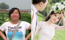 """Bị người cũ """"đá"""" vì quá béo, cô gái giảm cân tức tốc và cưới luôn cậu bạn thân đã ở cạnh động viên mình lúc buồn"""