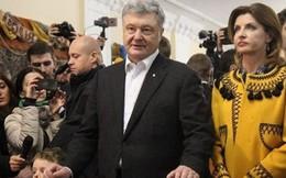 Cựu Tổng thống Poroshenko lặng lẽ rời Ukraine cùng gia đình