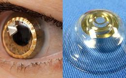 Tương lai 'soi trai đẹp' tươi sáng hơn bao giờ hết: Kính áp tròng có thể zoom nhờ nháy mắt, tha hồ ngắm từ xa