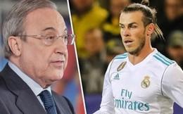 """Bale chưa thể sang Trung Quốc: Đừng dùng tiền để dọa """"Bố già"""" Perez"""