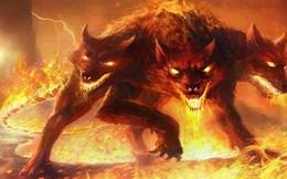 Chó quỷ 3 đầu Cerberus và những loài quái vật đáng sợ nhất dưới địa ngục