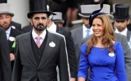 Thủ tướng Dubai và người vợ bỏ trốn ra tòa làm thủ tục li dị