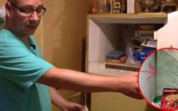 Dọn nhà mẹ quá cố, con trai phát hiện 'xác ướp' bí ẩn nằm trong tủ lạnh suốt mấy chục năm