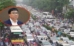 Hà Nội chưa xác định vùng thu phí phương tiện vào nội đô