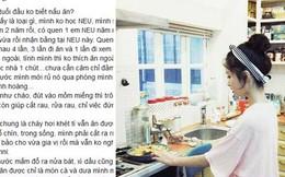 Lên mạng than thở vì bạn gái không biết nấu ăn, tiểu thư đỏng đảnh, chàng trai nhận 'cơn mưa' chỉ trích
