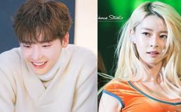 """Tài tử """"Pinocchio"""" Lee Jong Suk theo đuổi chân dài Kpop kém 2 tuổi như tổng tài, gây sốt khi mới hẹn hò gần đây"""