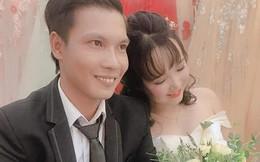 Lộc idol - chàng thợ hồ hot nhất Facebook đăng ảnh kết hôn, cô dâu là người mới gặp được 2 ngày?