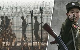 """Binh sĩ đào tẩu sang Hàn Quốc trong đêm, quân đội Triều Tiên """"yên ắng bất thường"""""""