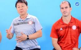 HLV Chung Hae Soung nói về giấc mơ World Cup của bóng đá Việt Nam