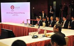 ASEAN mong Nhật Bản tiếp tục ủng hộ lập trường về Biển Đông