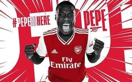 Arsenal chính thức có ngôi sao tấn công đắt nhất lịch sử