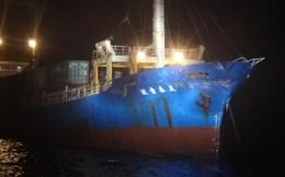 Tàu chiến bí ẩn của Trung Quốc đâm hư hại một tàu Đài Loan