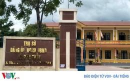 Trộm lại đột nhập trụ sở UBND xã ở Quảng Bình, lấy nhiều tài sản